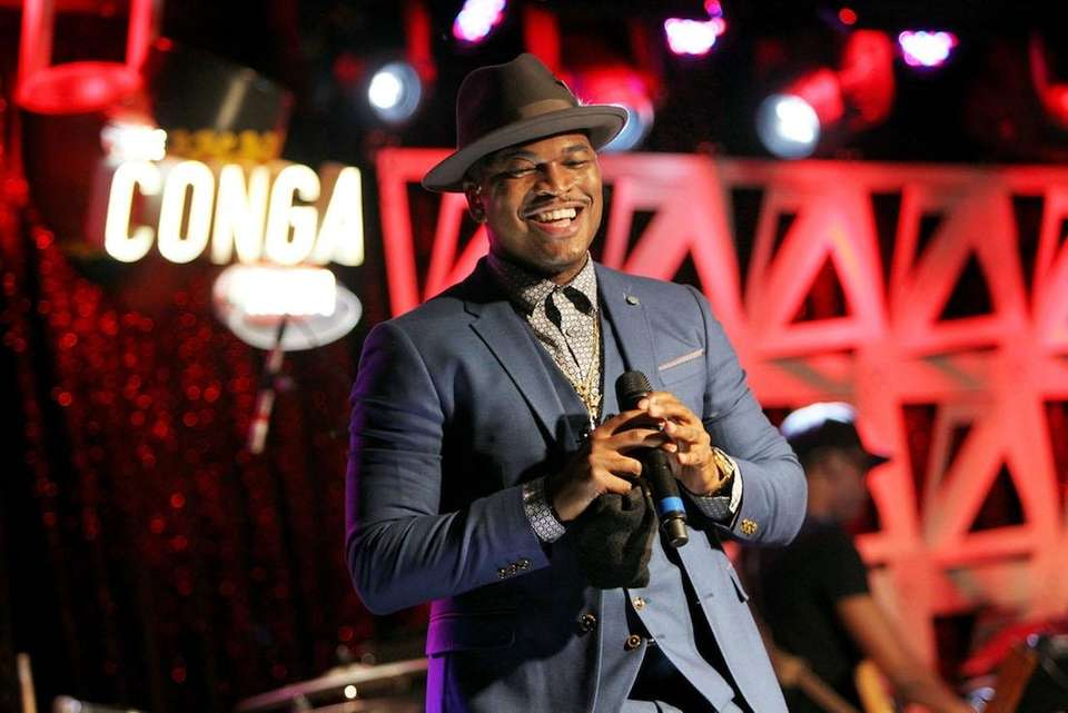 Ne-Yo said his 2013 New Year's resolution was