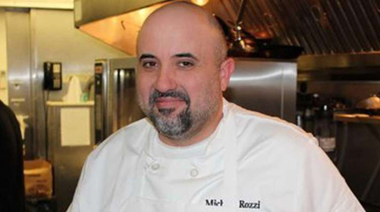 Michael Rozzi is at the helm of The