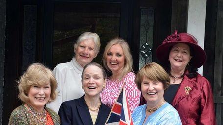 Clockwise from top left: Joan Simon, Terri Carr