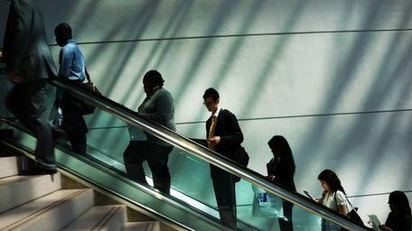 Payroll processor ADP reported 119,000 U.S. jobs added