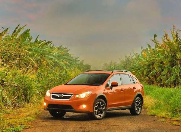 Prices for the 2013 Subaru XV Crosstrek start