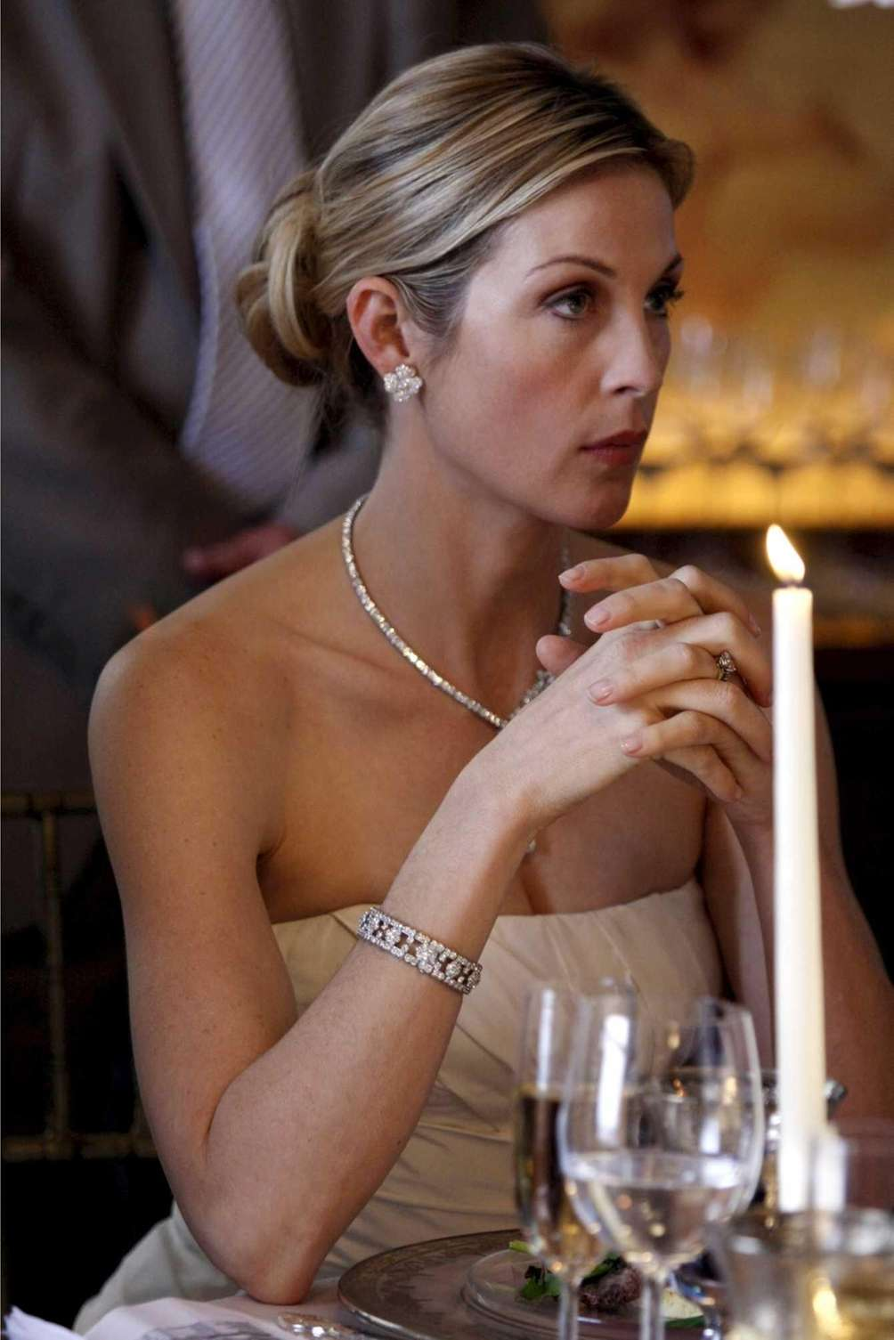 Lily van der Woodsen (Kelly Rutherford): From her