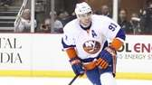 John Tavares skates during Game 1 of the