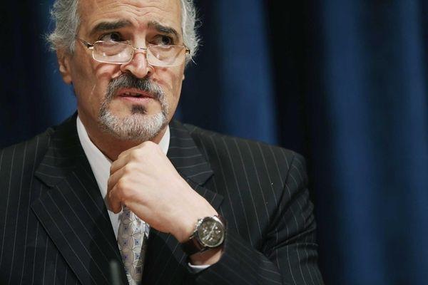 Bashar Ja'afari, United Nations Permanent Representative for Syria,