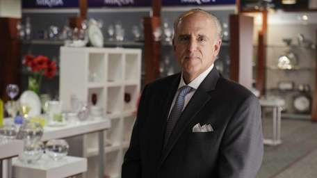 Jeffrey Siegel, chief executive of Lifetime Brands Inc.,