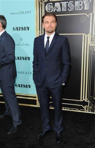 Leonardo DiCaprio attends