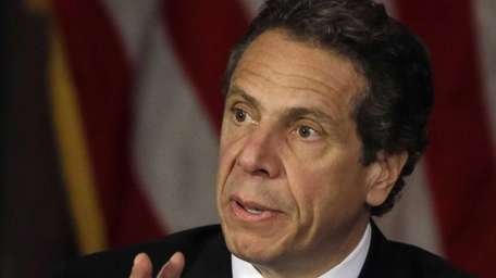 Gov. Andrew M. Cuomo praised federal lenders Fannie