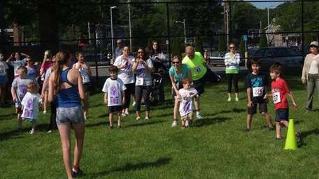The Brooke Jackman Race for Literacy 5K will