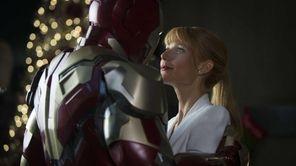 Robert Downey Jr. as Tony Stark/Iron Man and