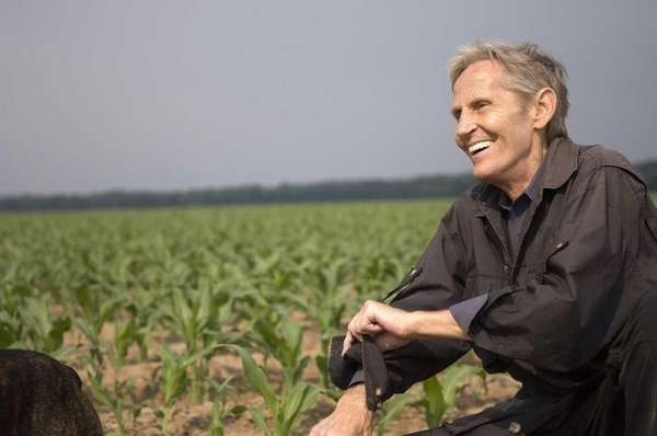 Levon Helm in the documentary