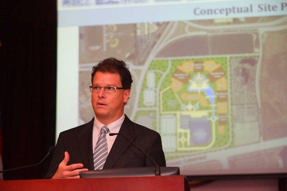 David Blumenfeld of the Blumenfeld Development Group discusses
