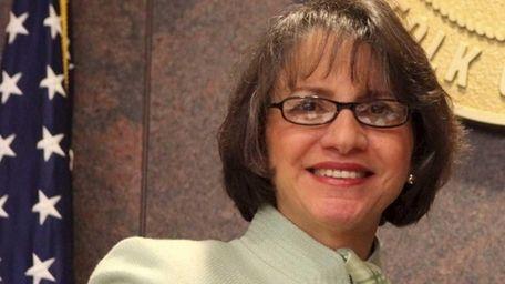 Former Suffolk lawmaker Vivian Viloria-Fisher has been selected