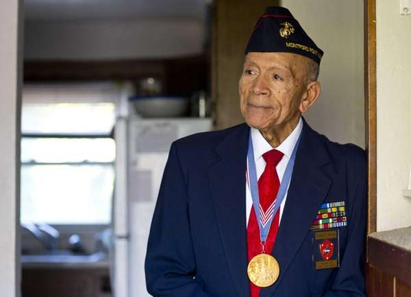 Richard P. Warren, 86, of Roosevelt, served with