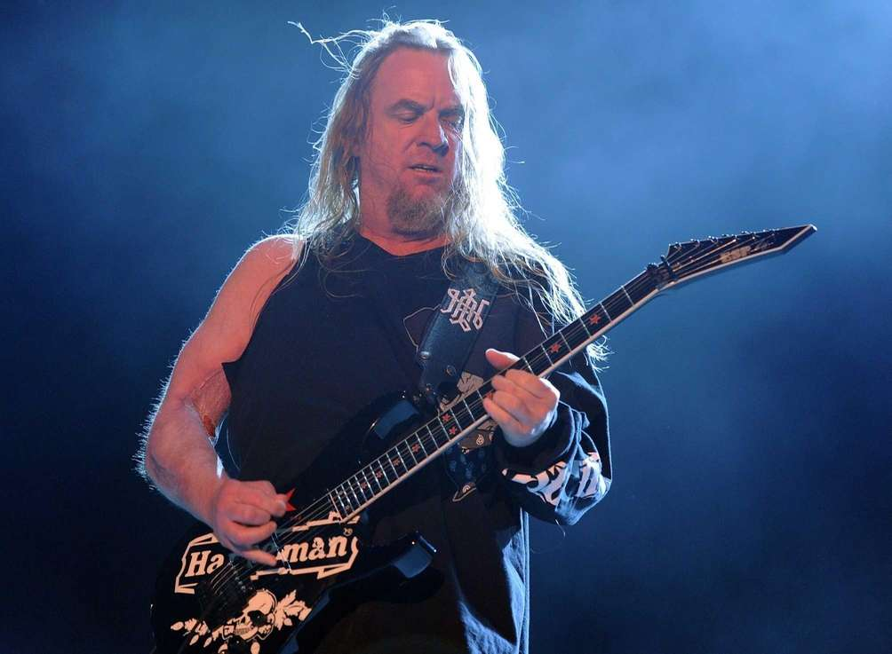Jeff Hanneman (Jan. 31, 1964 -- May 2,