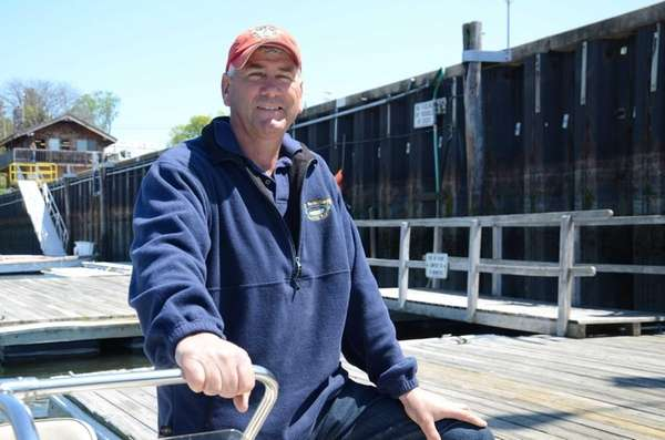 Port Washington native Matt Meyran, 53, brings hundreds