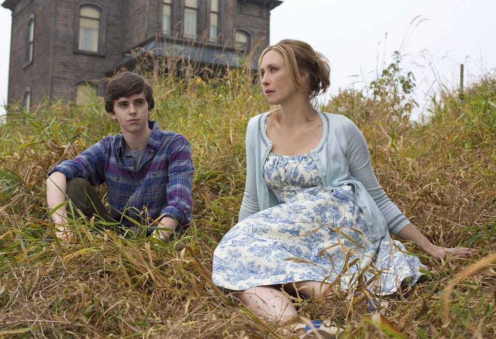 Norma Bates (Vera Farmiga): Any mom who recruits