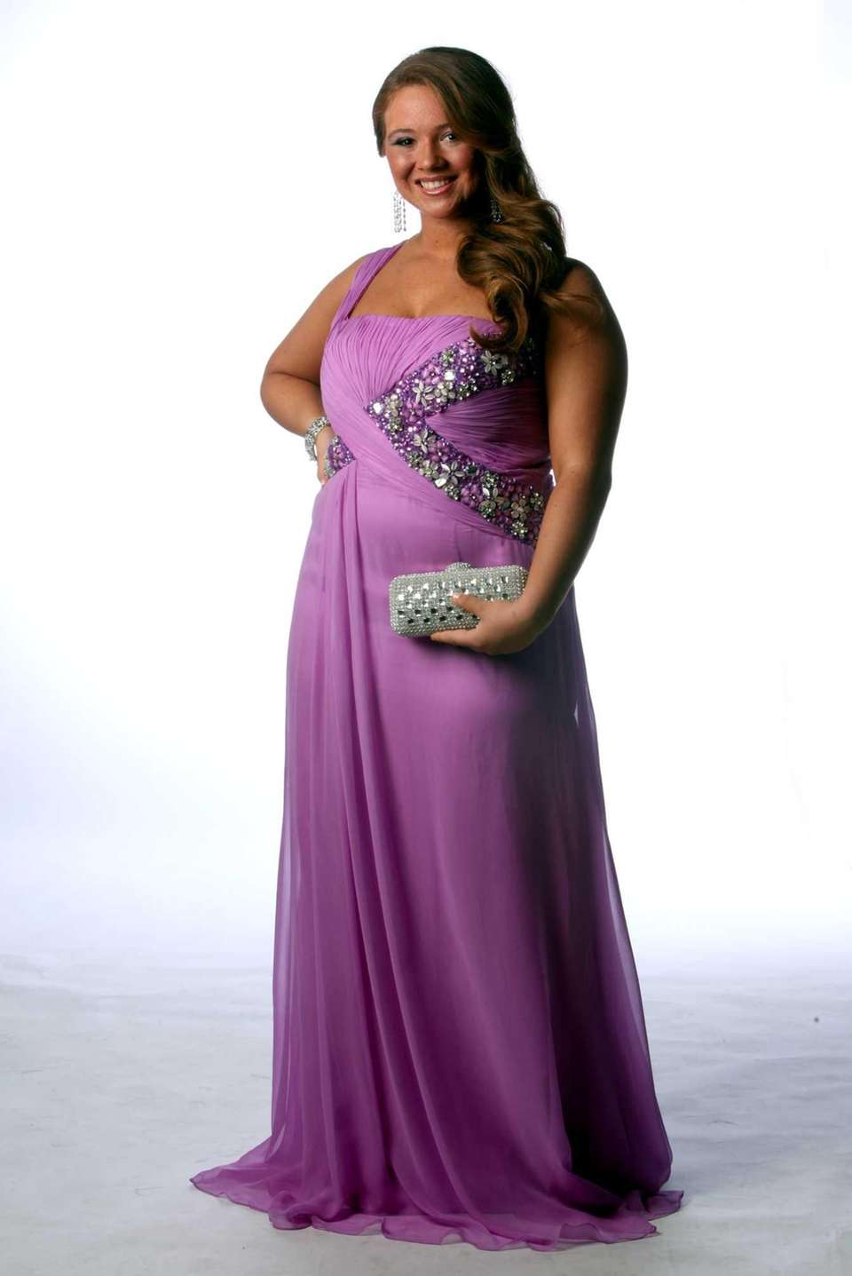 4. The Babe Project Prom girl Danielle