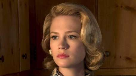 Betty Francis/Betty Draper (January Jones): This mother of