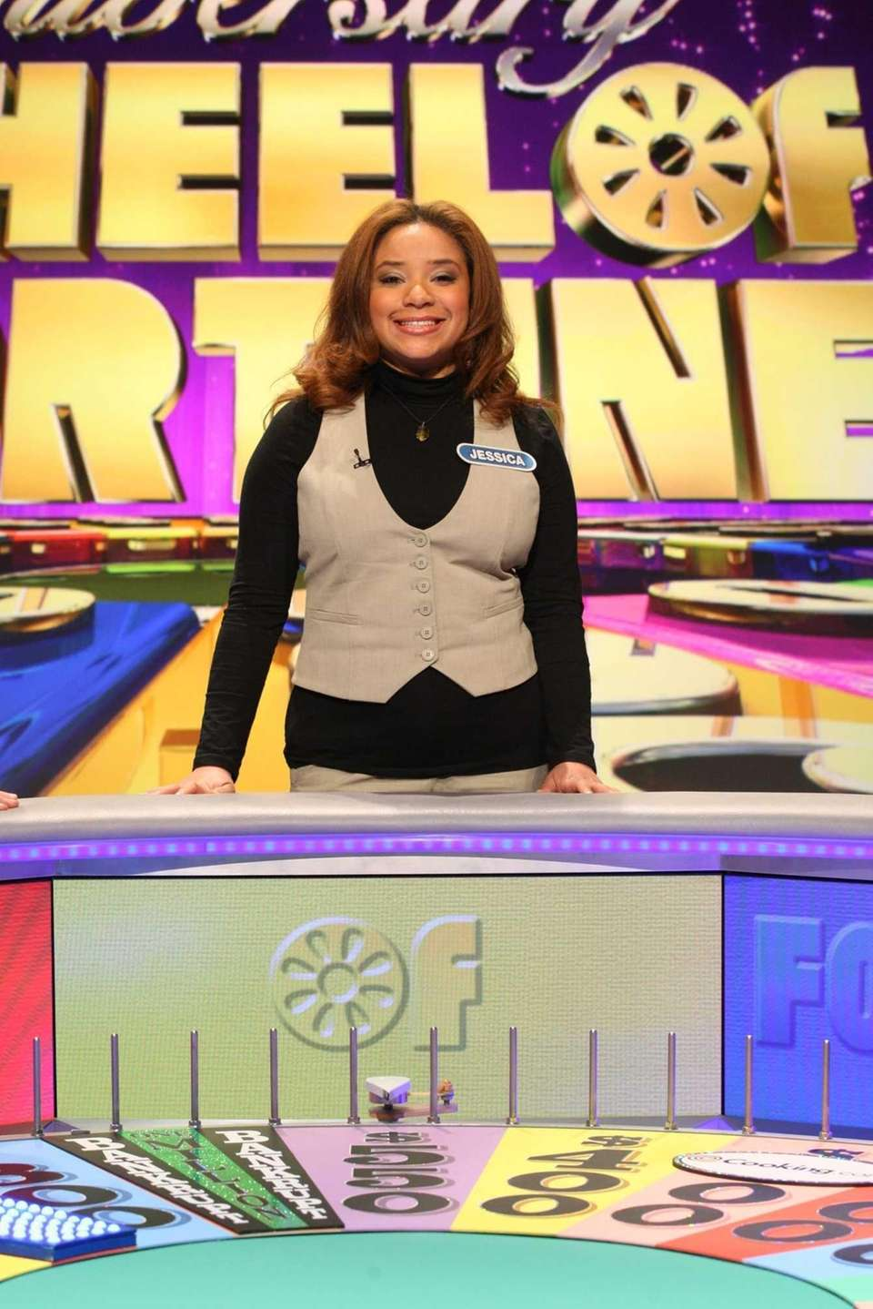 Westbury's Jessica Stean won $25,262 on an episode