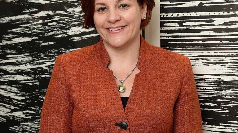 Christine Quinn, speaker of the New York City