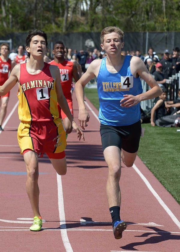Kellenberg S Dylan Murphy Sets School Record In 800 Meters