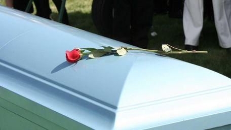 It's tough enough when someone you love dies.