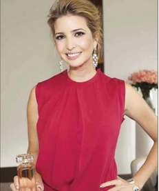 Meet Ivanka Trump at the launch of her