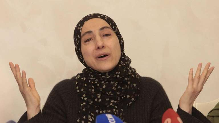 The mother of the two Boston bombing suspects,