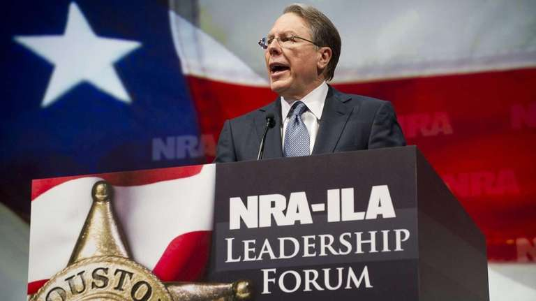 NRA Executive Vice President and Chief Executive Officer