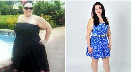 Barbara Prestano Henry, 31, of Shoreham, lost more