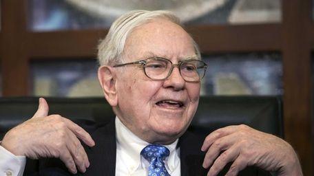 Warren Buffett said even though the stock market