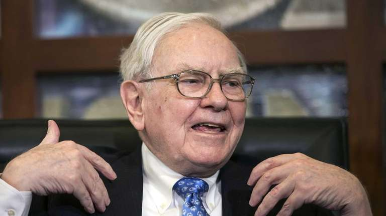 Warren Buffett said even though the stock market