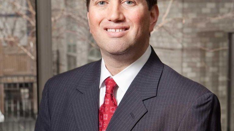 Dr. Douglas A. Levine, a surgeon/scientist at Memorial
