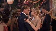"Leonardo DiCaprio and Carey Mulligan in "" The"