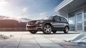 Mercedes-Benz introduced the second powertrain for the GLK