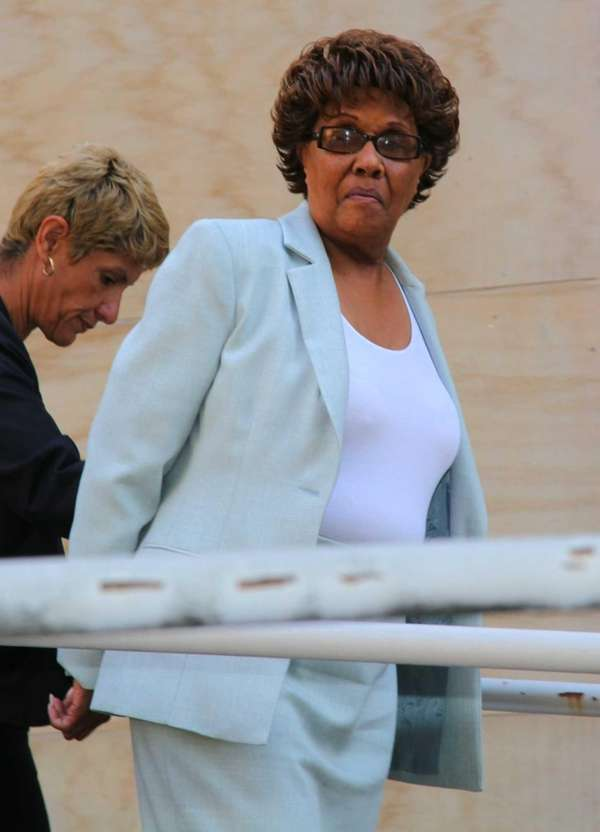 State Sen. Shirley Huntley (D-Jamaica) was indicted in