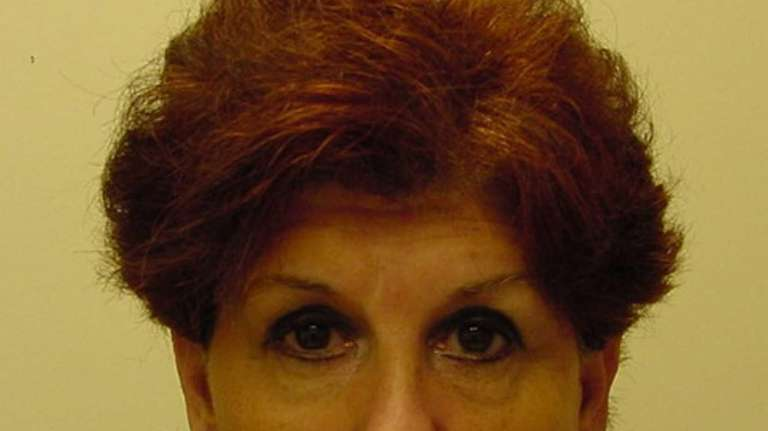 Joanne Rocca, 67, of Merrick, was arrested by