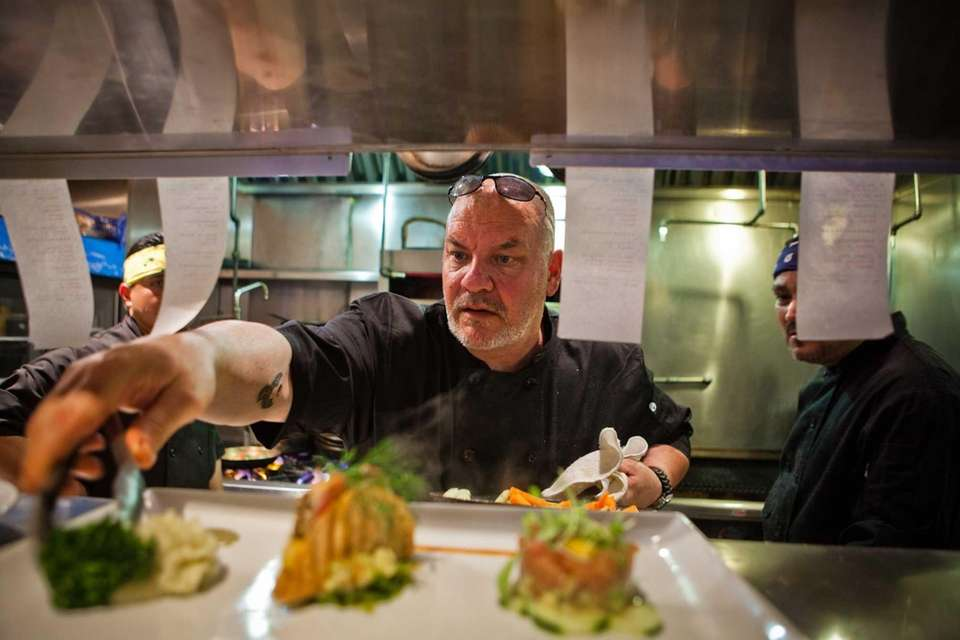 John Brill is the new chef at Jack