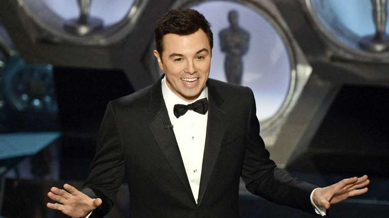 97f54ce6960 Seth MacFarlane to voice a character on  The Simpsons
