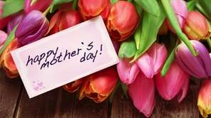 A pre-Mother's Day event in Hempstead will honor