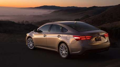 The newest Camry hybrid model is lighter, with