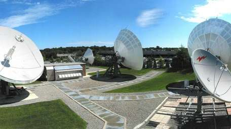 Globecomm, a satellite communication device manufacturer in Hauppauge,