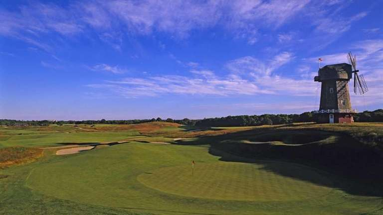 National Golf Links, Southampton.