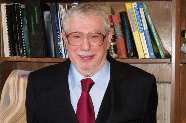 Walter Heimer, a longtime psychology professor at LIU