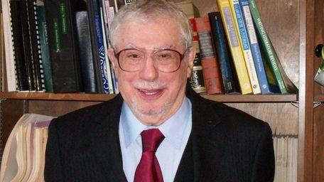 Walter Heimer, a longtime psychology professor at LIU