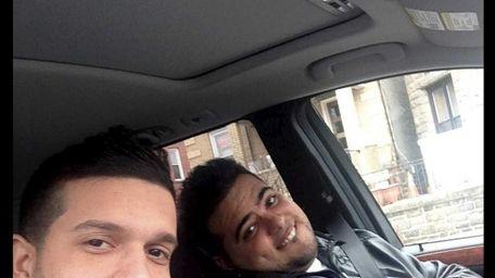 Elvis Rafael Rodriguez and Emir Yasser Yeje, both