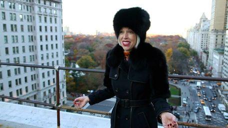 Linda Fargo, fashion director for Bergdorf Goodman.