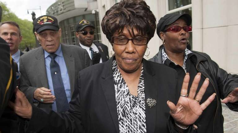 Former State Sen. Shirley Huntley leaves Federal Court