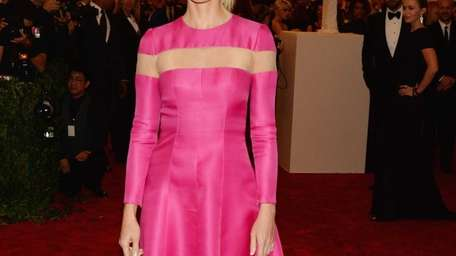Gwyneth Paltrow attends the Costume Institute Gala for