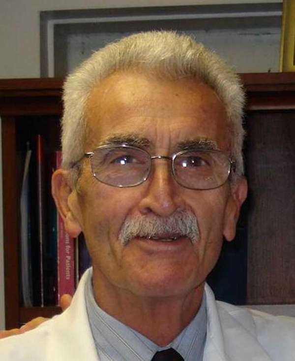 Dr. Santo T. Ruggieri, a Port Jefferson internist